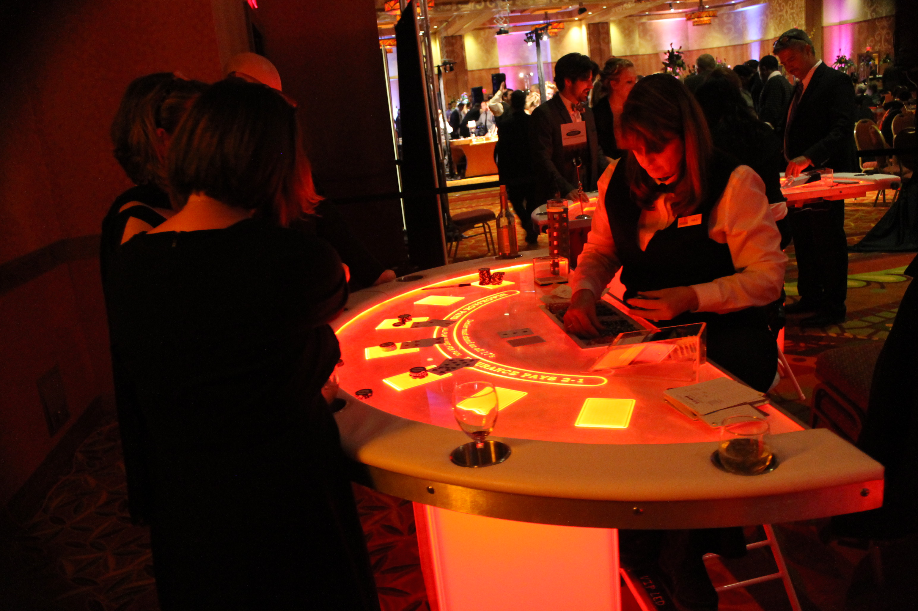Poker tables fort collins